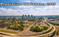 population of Alabama 2019