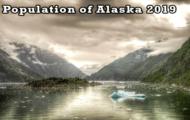 population of Alaska 2019