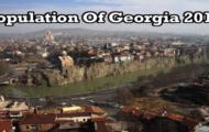 population of Georgia 2019