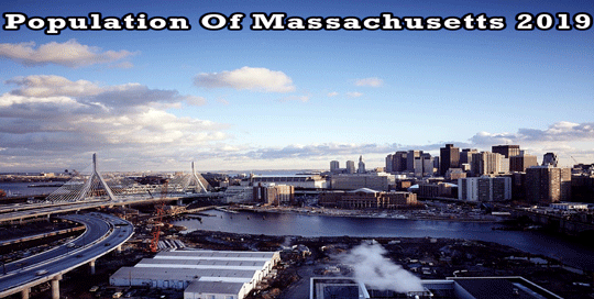 population of Massachusetts 2019