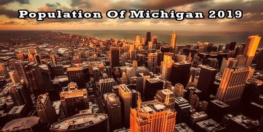 population of Michigan 2019