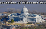 population of Missouri 2019