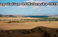 population of Nebraska 2019