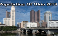 population of Ohio 2019