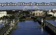 population of South Carolina 2019