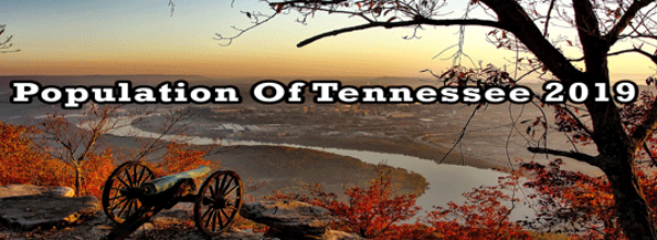 population of Tennessee 2019