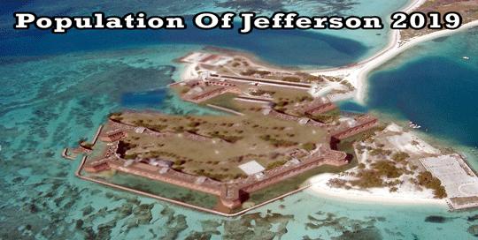 population Of Jefferson 2019