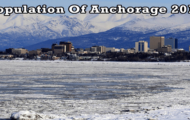 population of Anchorage 2019