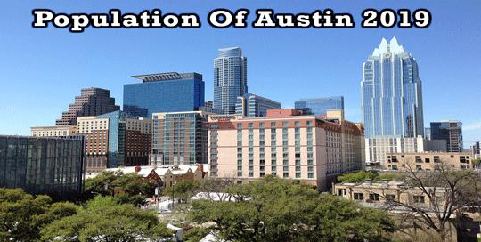 population of Austin 2019
