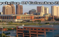 population of Columbus 2019