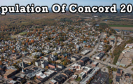 population of Concord 2019