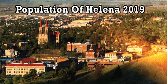population of Helena 2019