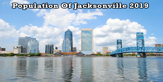 population of Jacksonville 2019
