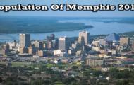 population of Memphis 2019