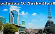population of Nashville 2019