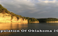 population of Oklahoma 2019