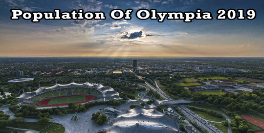 population of Olympia 2019