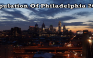 population of Philadelphia 2019