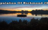 population of Richmond 2019