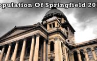 population of Springfield 2019