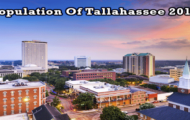 population of Tallahassee 2019